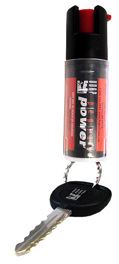 key chain fogger